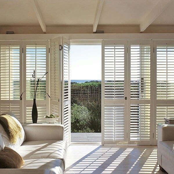 Simple and elegant plantation shutters that perfect for every style 38