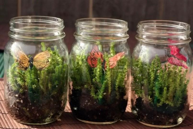 Cheerful ways to use mason jars this spring 09