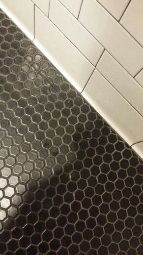 Unique honeycomb tile to give your bathroom a new look 21