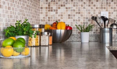Awesome clutter-free ideas to organize your countertop 11