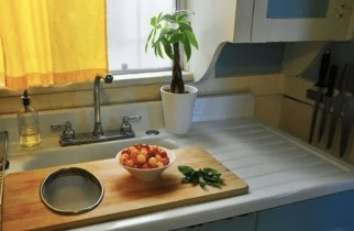 Awesome clutter-free ideas to organize your countertop 30