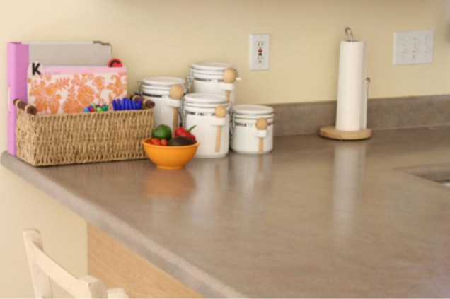 Awesome clutter-free ideas to organize your countertop 34