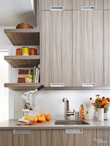 Awesome clutter-free ideas to organize your countertop 39