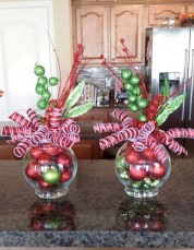 Beautiful christmas centerpiece ideas you should try 12