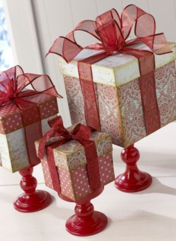 Beautiful christmas centerpiece ideas you should try 20