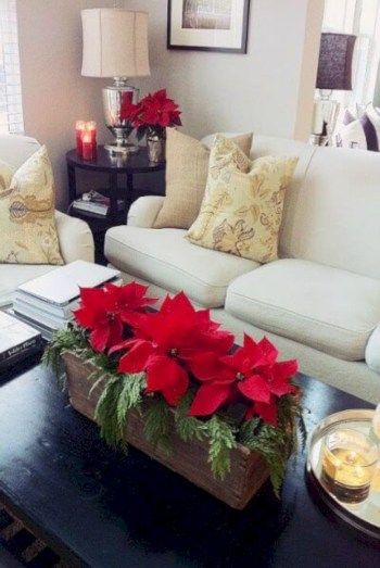 Beautiful christmas centerpiece ideas you should try 30