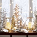 Beautiful christmas decor for small space 11