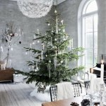 Beautiful christmas decor for small space 38