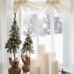 Beautiful christmas decor for small space 42