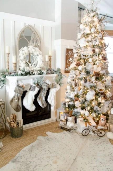Beautiful christmas tree decoration ideas to see 15