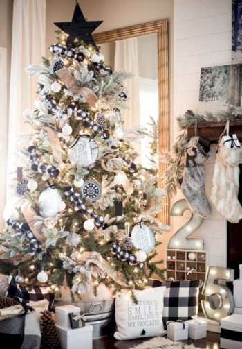 Beautiful christmas tree decoration ideas to see 34