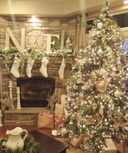 Beautiful christmas tree decoration ideas to see 35