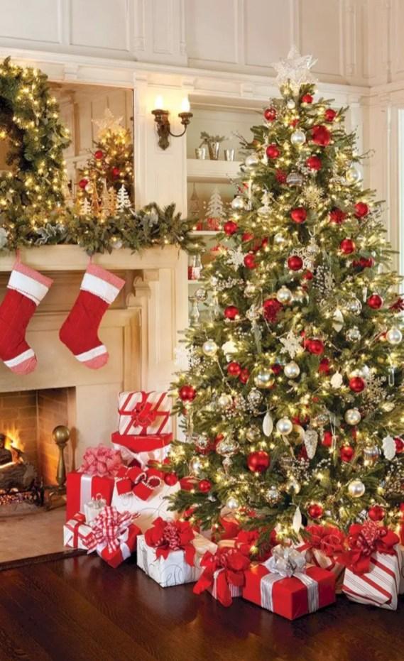 Beautiful christmas tree decoration ideas to see 39