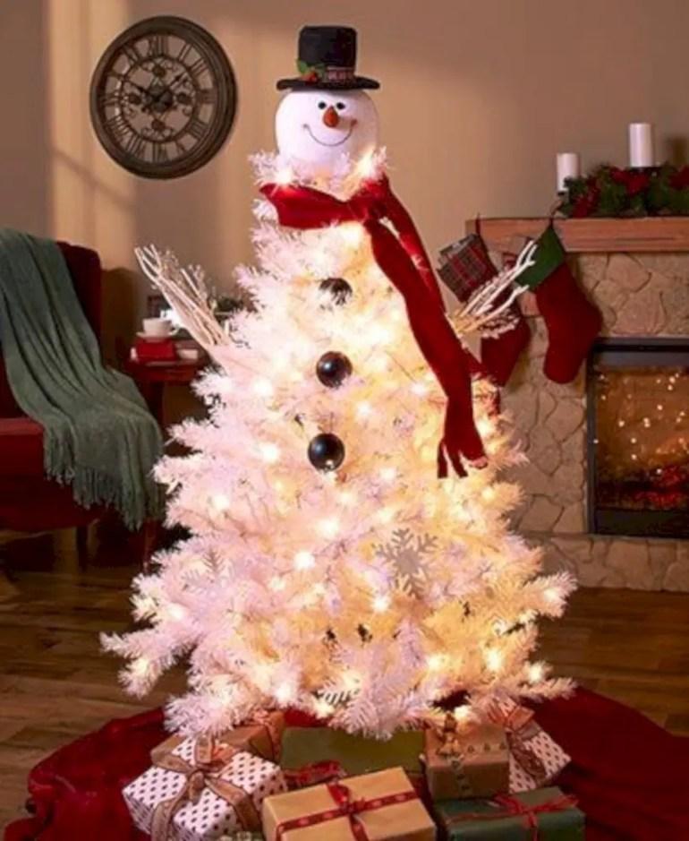 Beautiful christmas tree decoration ideas to see 46