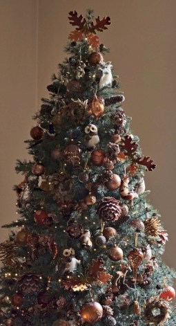 Beautiful christmas tree decoration ideas to see 52