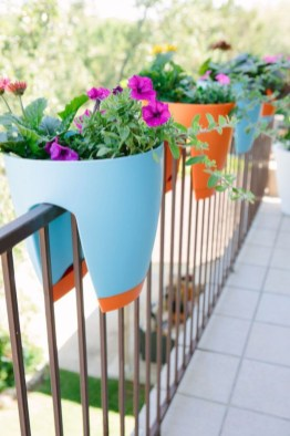 Colorful winter planters for your outdoor decorations 10