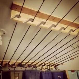 Creative hacks to organize your stuff for garage storage 16