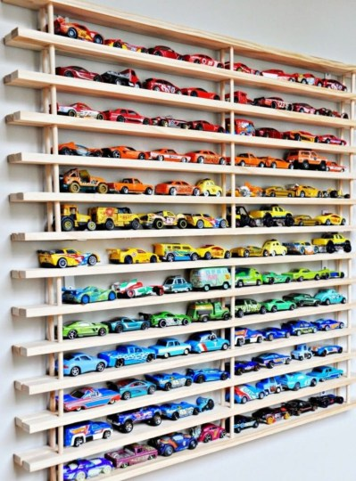 Creative hacks to organize your stuff for garage storage 20