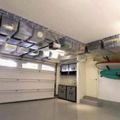 Creative hacks to organize your stuff for garage storage 32