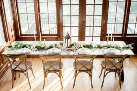 Easy winter centerpiece decoration ideas to try 04
