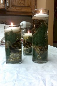 Easy winter centerpiece decoration ideas to try 09