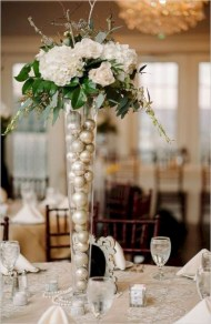 Easy winter centerpiece decoration ideas to try 29