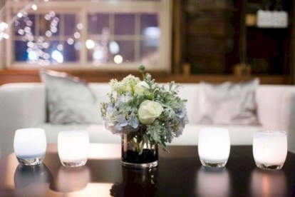 Easy winter centerpiece decoration ideas to try 41