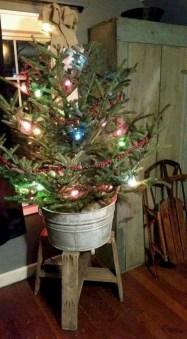 Genius ways to repurpose galvanized buckets this christmas 11