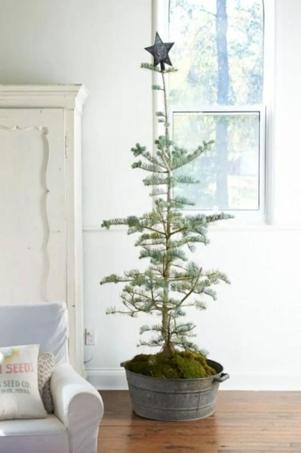 Genius ways to repurpose galvanized buckets this christmas 15