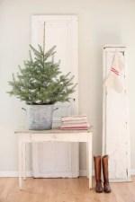 Genius ways to repurpose galvanized buckets this christmas 29