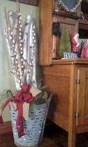 Genius ways to repurpose galvanized buckets this christmas 36