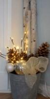 Genius ways to repurpose galvanized buckets this christmas 49