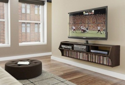 Modern tv stand design ideas for small living room 47