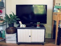 Modern tv stand design ideas for small living room 49