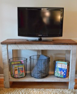 Modern tv stand design ideas for small living room 55