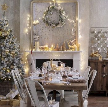 Stunning christmas decoration ideas in 2018 22