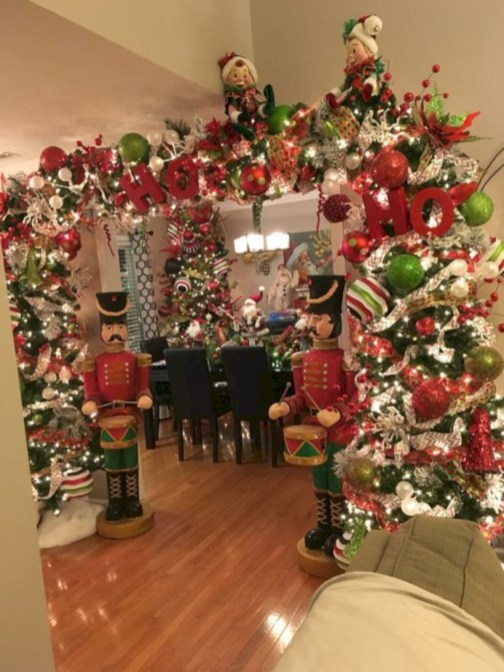 Stunning christmas decoration ideas in 2018 31