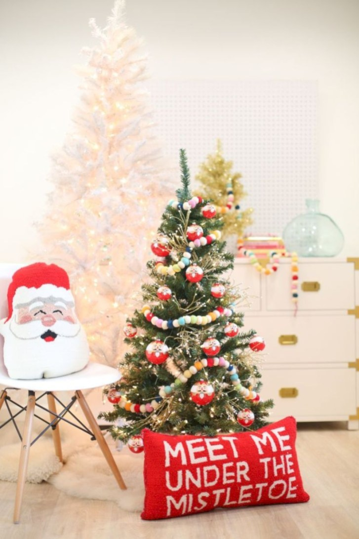 Stunning christmas decoration ideas in 2018 46