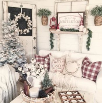 Stunning christmas decoration ideas in 2018 48