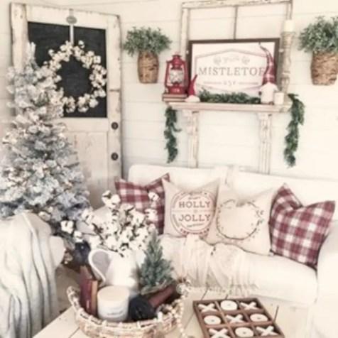 Stunning christmas decoration ideas in 2018 48
