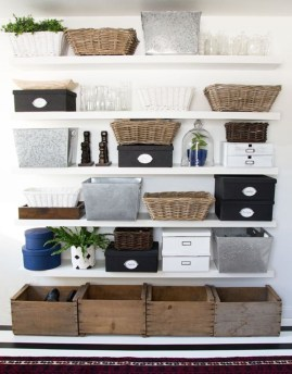 Ways to organizing your chaotic linen closet 05