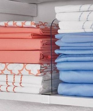 Ways to organizing your chaotic linen closet 33