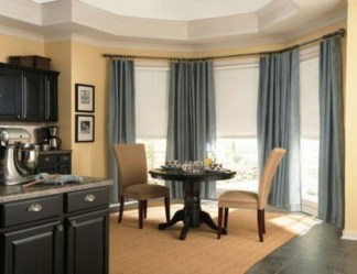 Window treatment and curtain ideas to beautify your window space 15