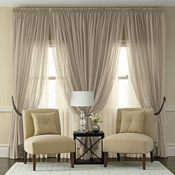 Window treatment and curtain ideas to beautify your window space 20