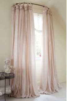 Window treatment and curtain ideas to beautify your window space 24