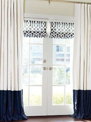Window treatment and curtain ideas to beautify your window space 28