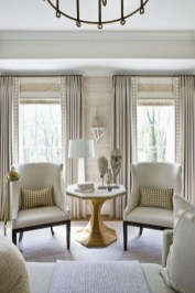 Window treatment and curtain ideas to beautify your window space 36