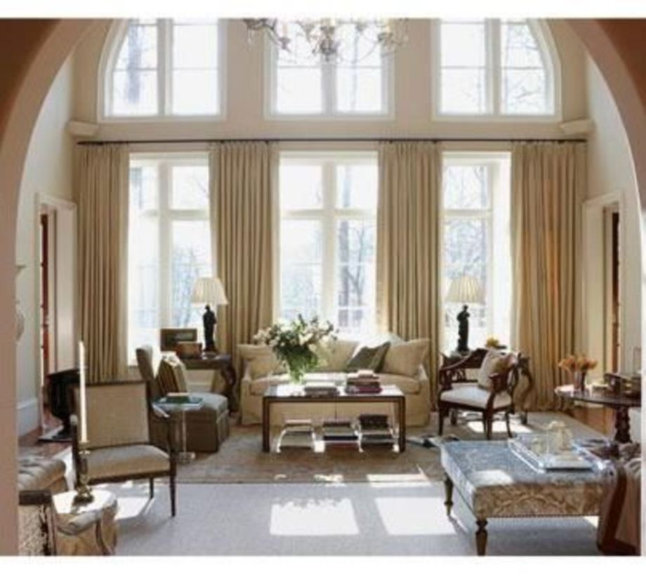Window treatment and curtain ideas to beautify your window space 52