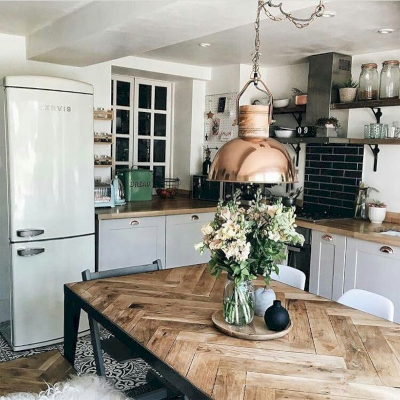 Winter hygge home decorating ideas 33