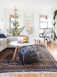 Winter hygge home decorating ideas 37